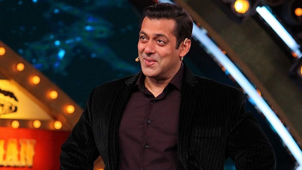 This is Salman Khan's sixth year as host of Bigg Boss.