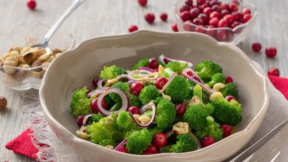 Vegetables are a particularly important part of a meat-free diet.