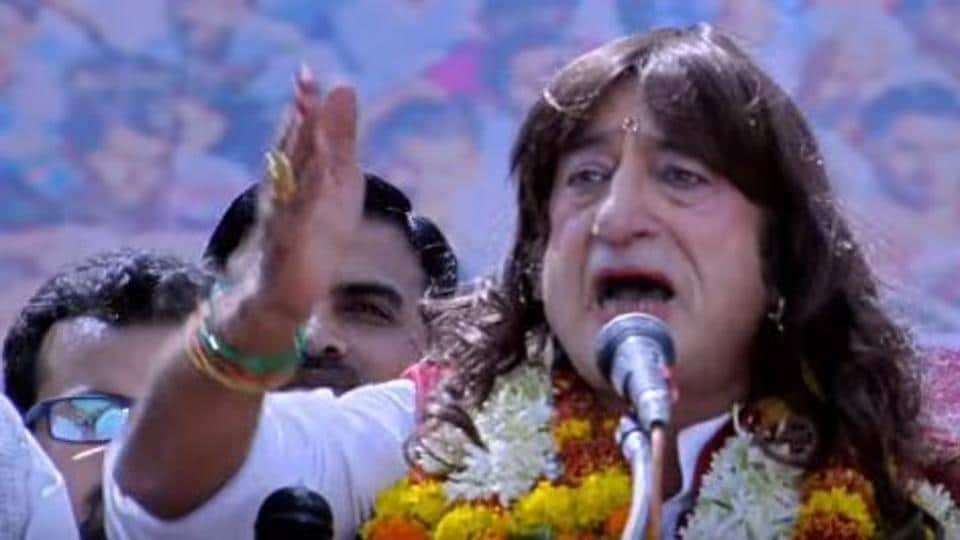 Shakti Kapoor portrays the role of a transgender in Raktdhar.