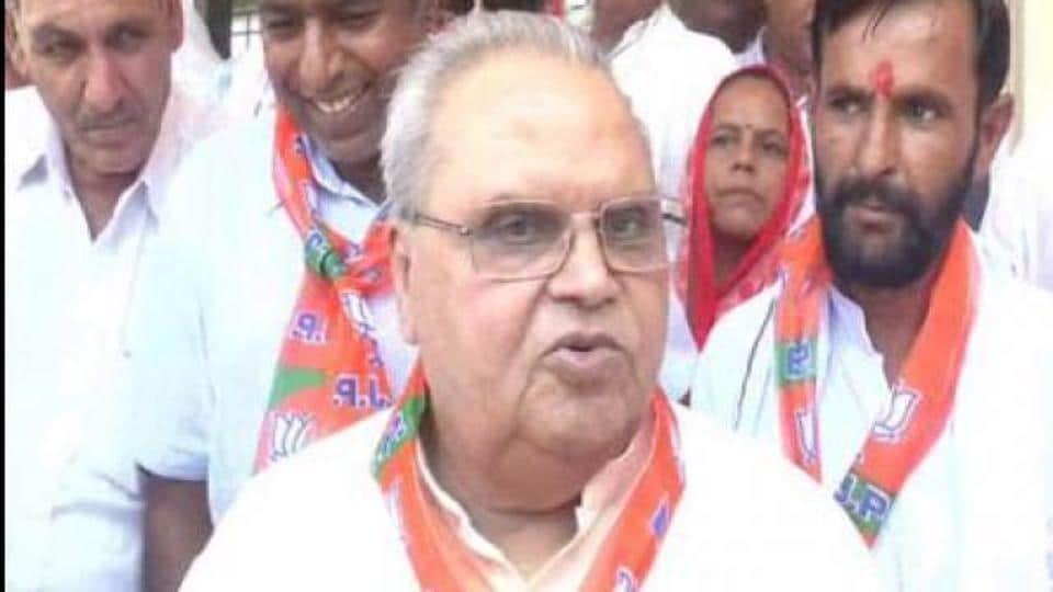 New Bihar Governor,Satya Pal Malik,KC Tyagi