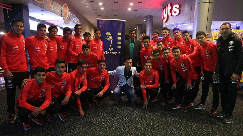 FIFA U-17 World Cup,U-17 football World Cup,Chile U-17 football team