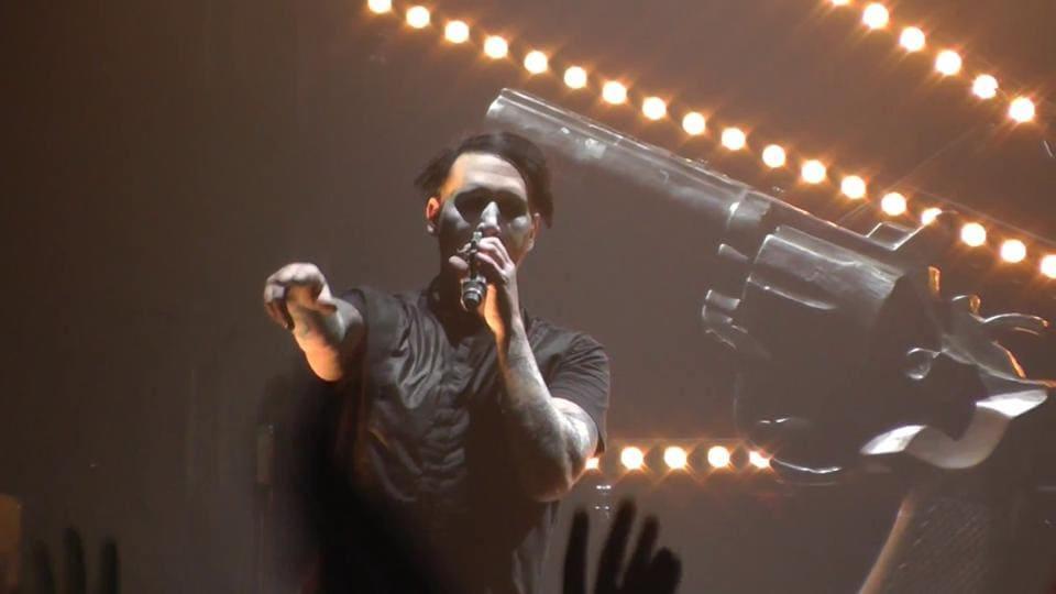 Marilyn Manson,Marilyn Manson Crushed,Marilyn Manson Video