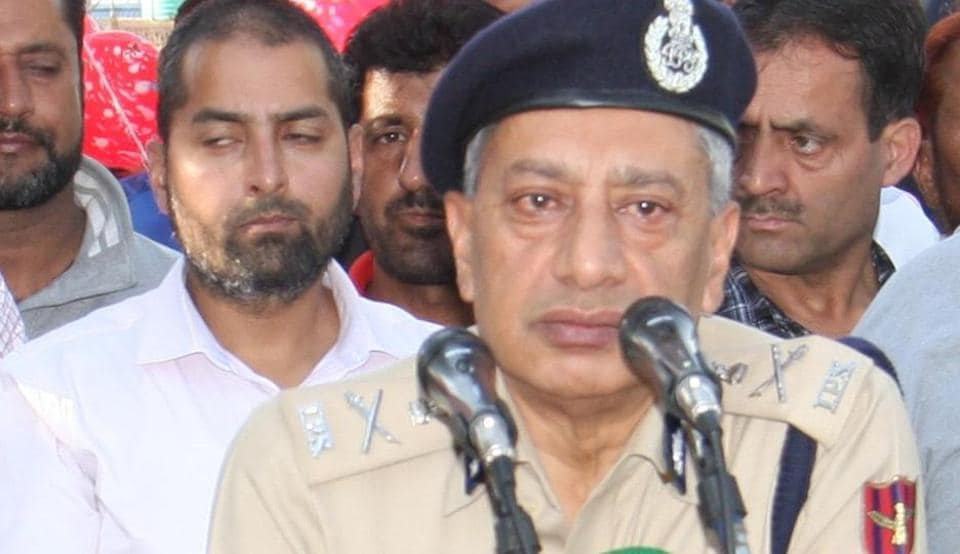 Jammu and Kashmir Director General of Police SPVaid feels braid chopping incidents in Kashmir valley could be used to whip up hysteria against security forces.