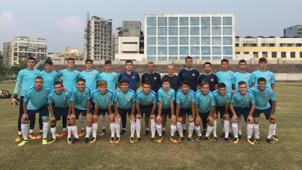 Turkey are aiming to make their mark at the FIFA U-17 World Cup.