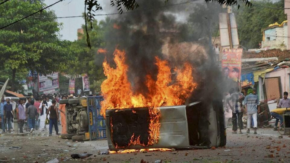 Kanpur,Communal,Clash