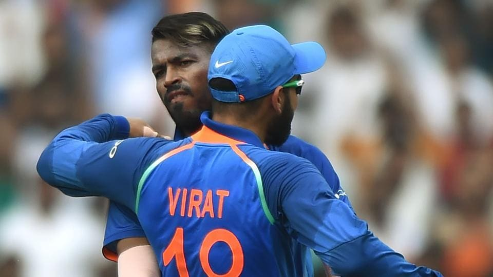 India vs Australia,Virat Kohli,Hardik Pandya