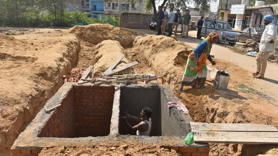 MCDs,Toilets,Swachh Bharat Abhiyan