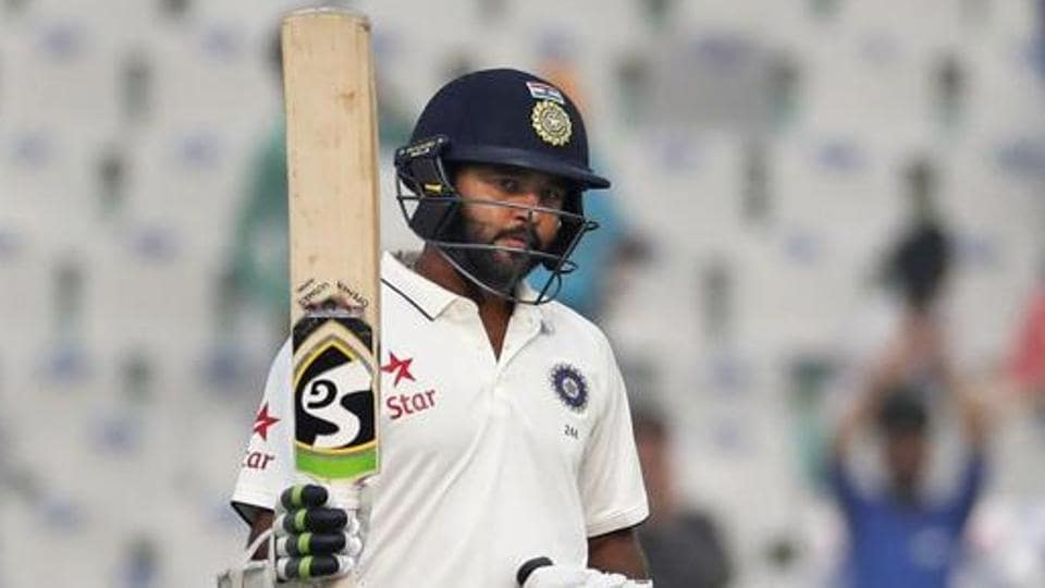 Parthiv Patel remained unbeaten on 56 on Day 2 of the second unofficial Test between India A and New Zealand A in Vijaywada.