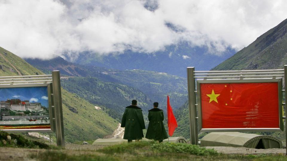 China,Highway,Tibet