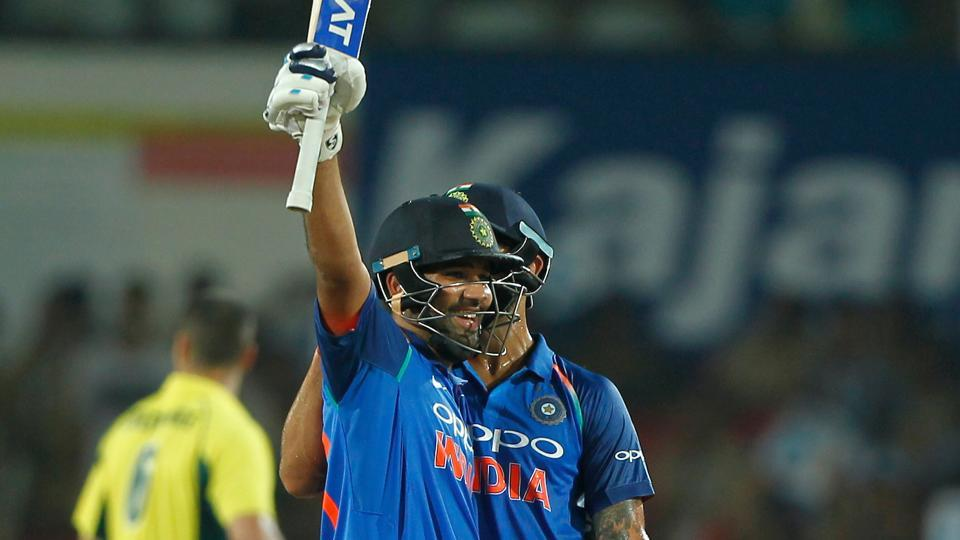 Rohit Sharma went past 6000 ODI runs and slammed his 14th century as India defeated Australia by seven wickets in Nagpur to clinch the series 4-1. Catch highlights of India vs Australia 5th ODI here.