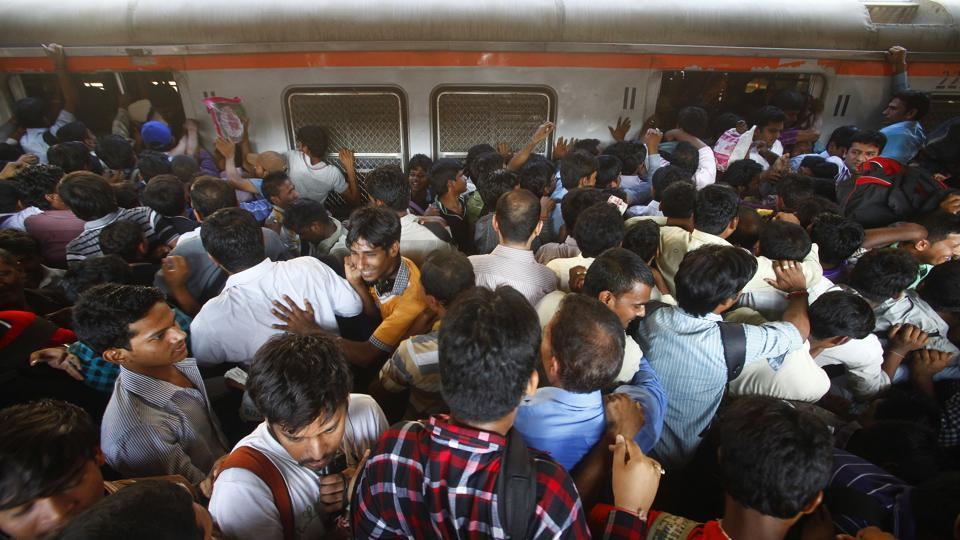 Close to 80 lakh people travel daily on Mumbai's suburban trains. On an average, 10 people die on the suburban network daily, mostly due to falling from the overcrowded trains.