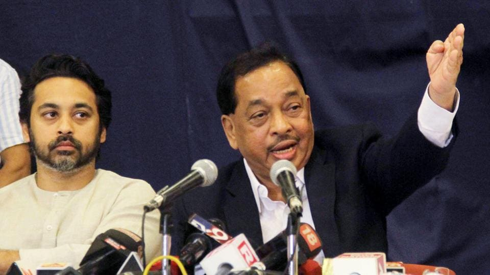 Rane forms new party, likely to play ball with BJP in State