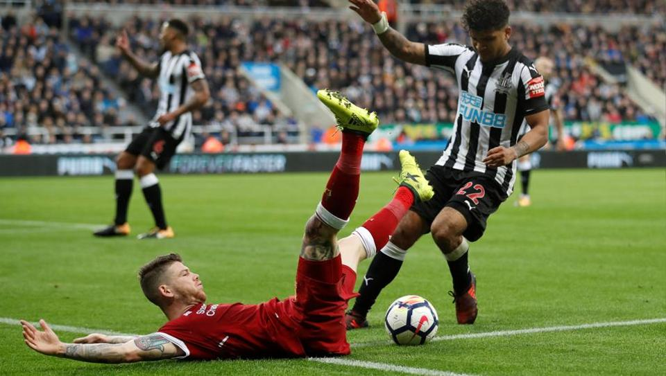 Liverpool drew against Newcastle on Sunday in the Premier League.