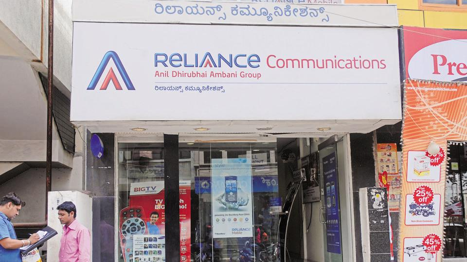 RCom's net debt stood at 443.45 billion rupees ($6.92 billion) at the end of March