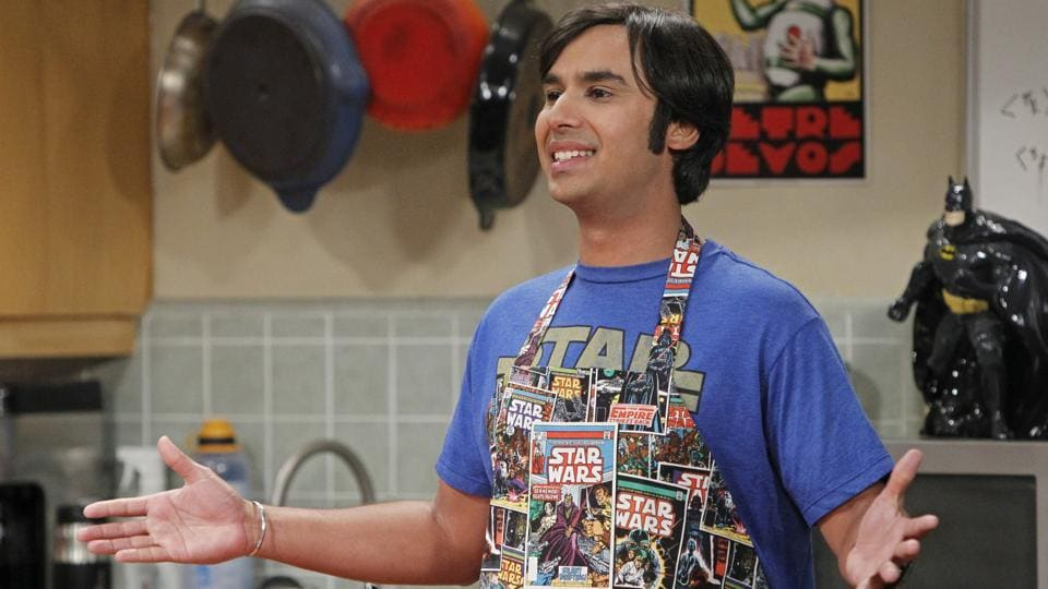 Kunal Nayyar secured a position in the Forbes' Top 10 highest paid TV actor's list.