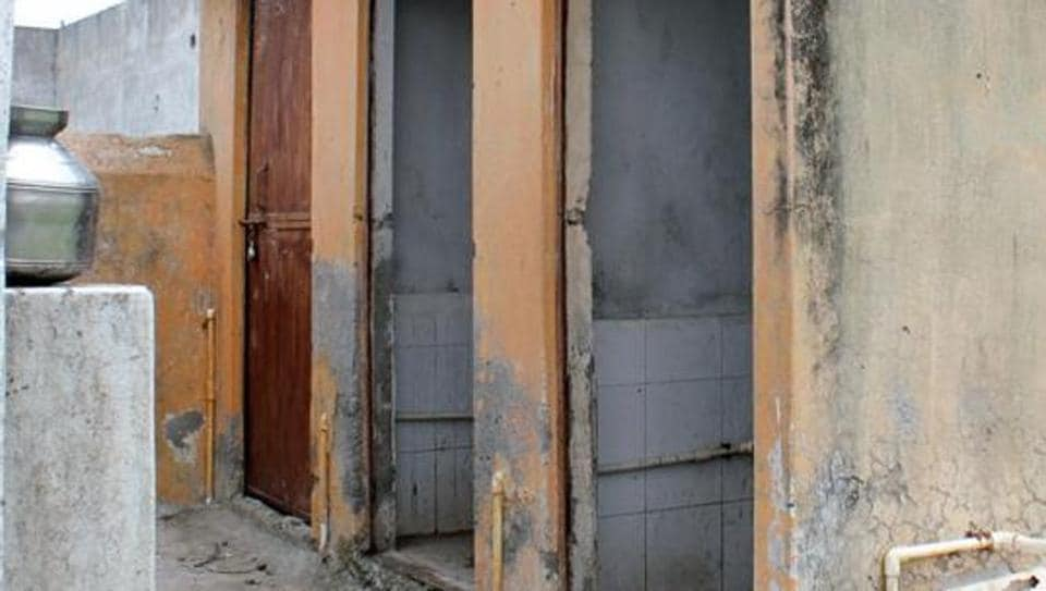 A woman in Bihar filed a police case against her in-laws as there was no toilet at home. (HT file photo)
