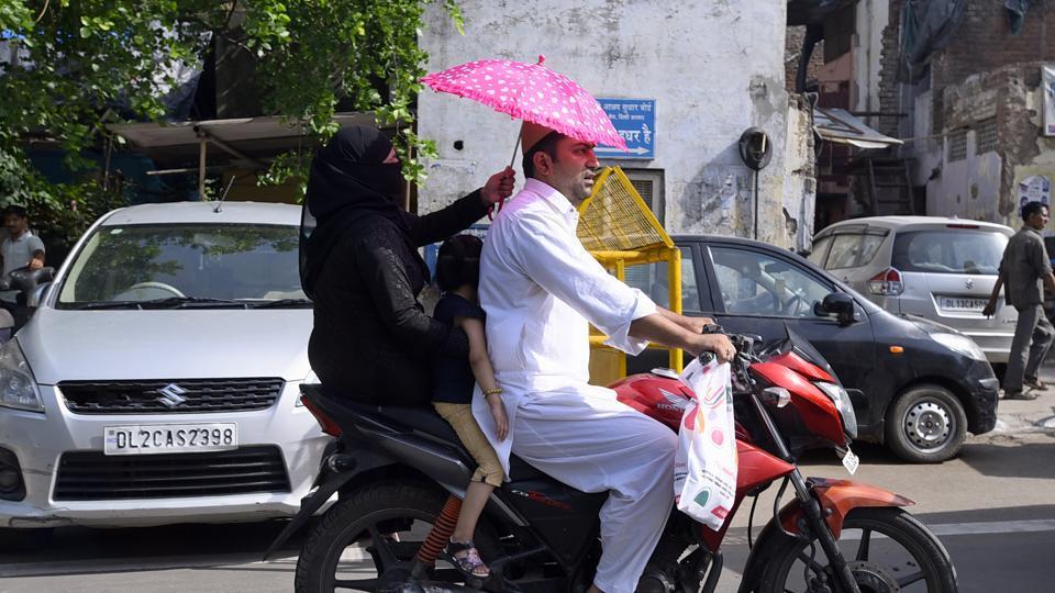 Delhi temperature,Delhi weather,Meteorological department