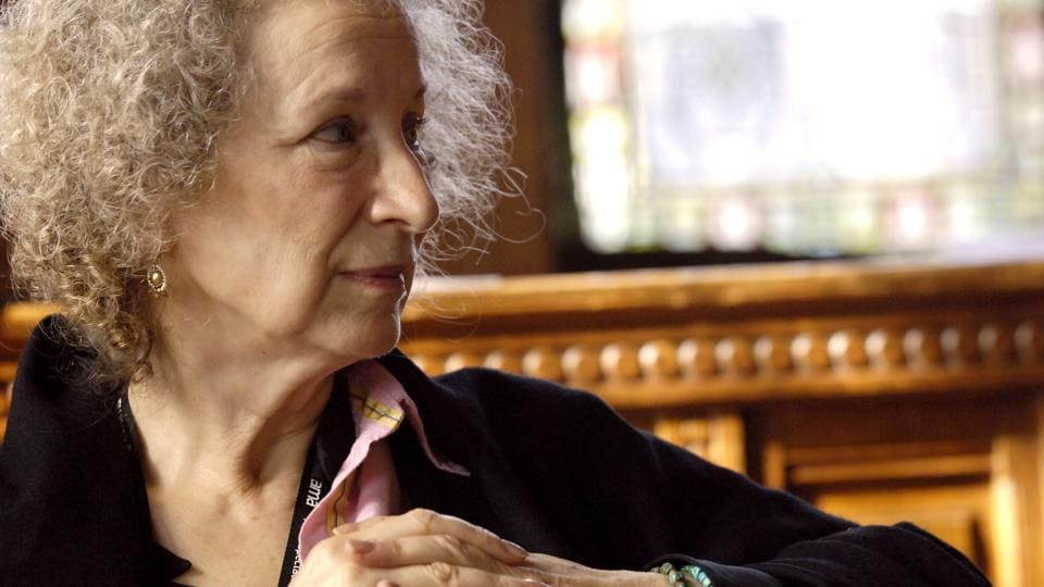 Canadian writer Margaret Atwood is one of the writers often rumored to be in the running for a Nobel literature prize.