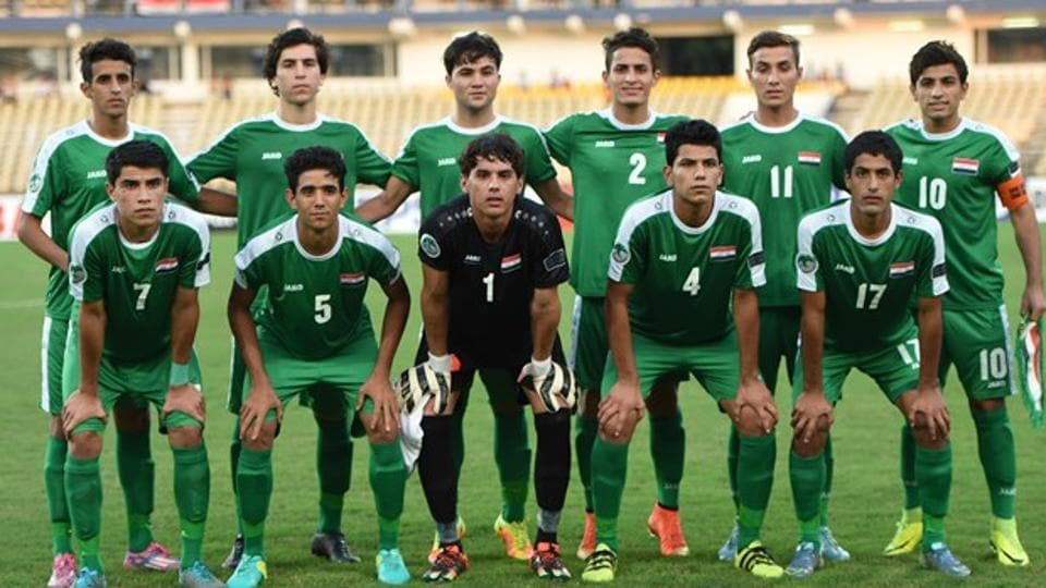 Fifa U-17 world Cup,FIFA Under-17 World Cup,IRaq national football team