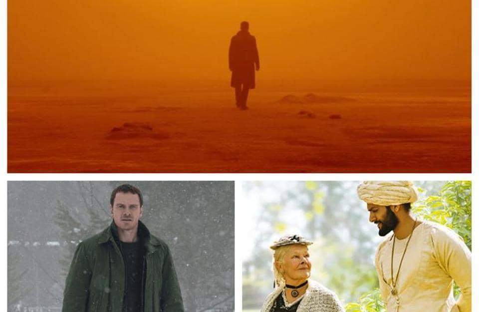 Blade Runner 2049,Jackie Chan,Adam Sandler
