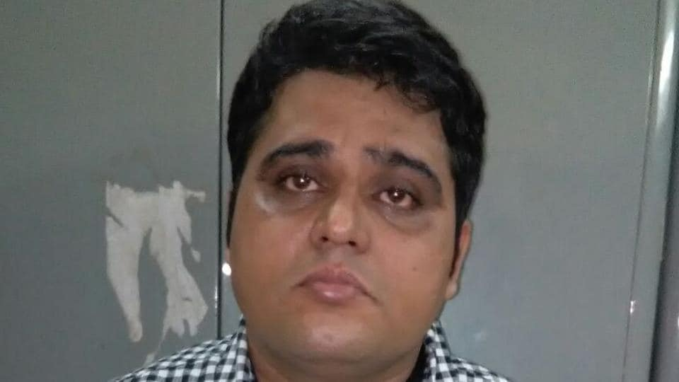 Sanjay Kumar Bishnoi worked with the merchant navy from 2012 to 2015.