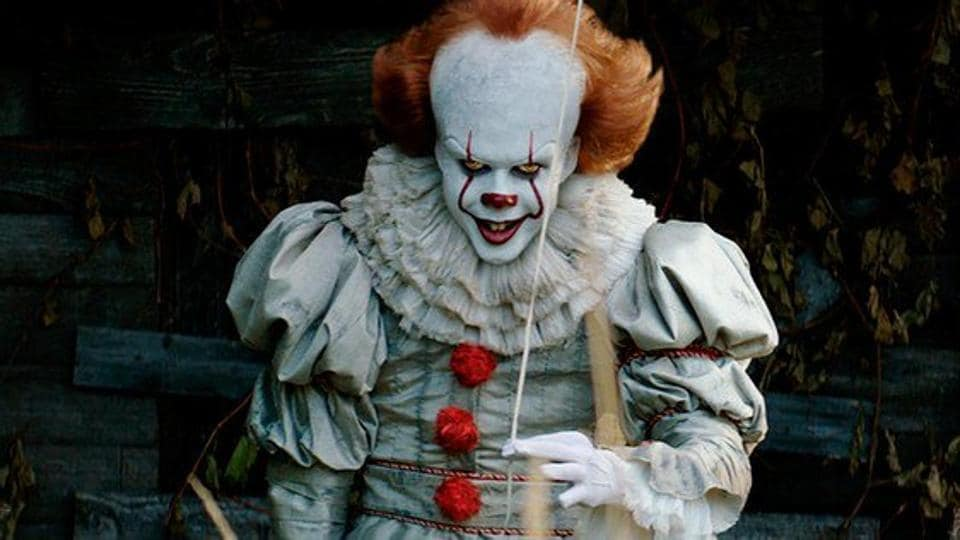 Pennywise,It,It Movie