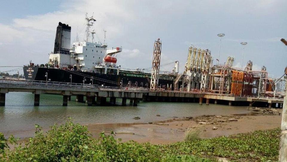 US crude oil shipment,Paradip port,US cride iol
