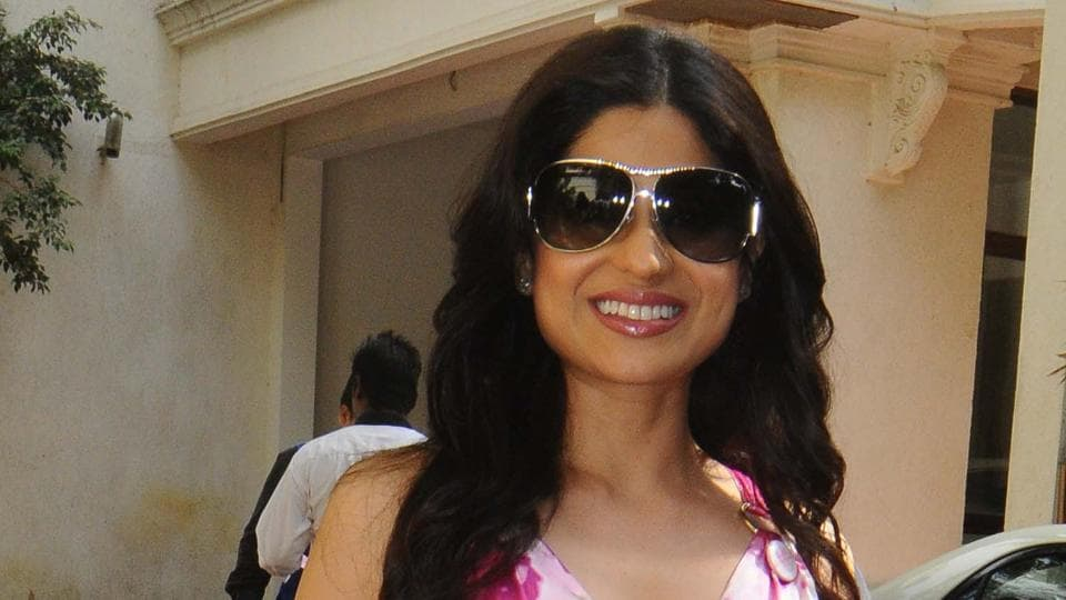 Actor Shamita Shetty was busy with interior designing in Dubai for all these years that she was away from Bollywood.