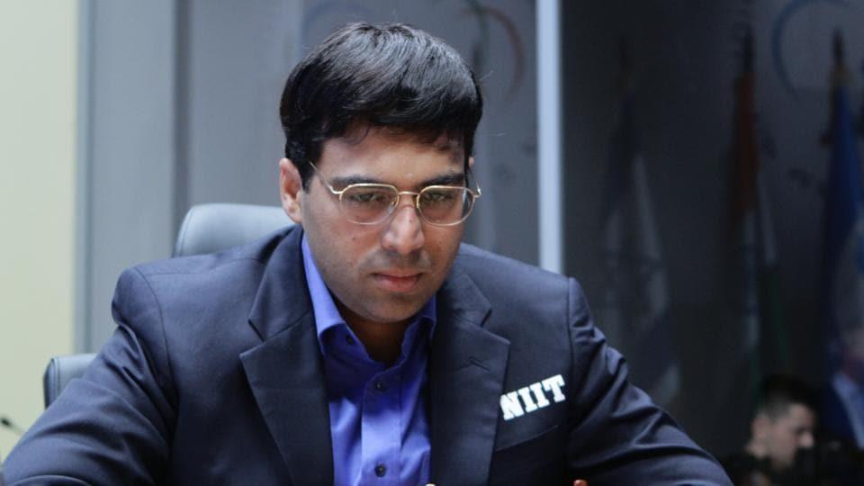 Viswanathan Anand,Magnus Carlsen,Harika Dronavalli