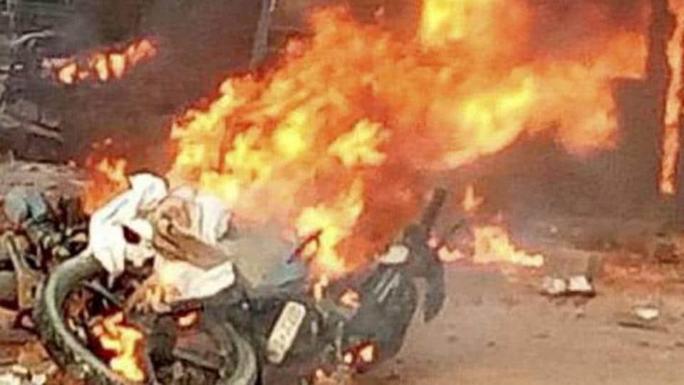 Muharram,Tazia,Communal clash