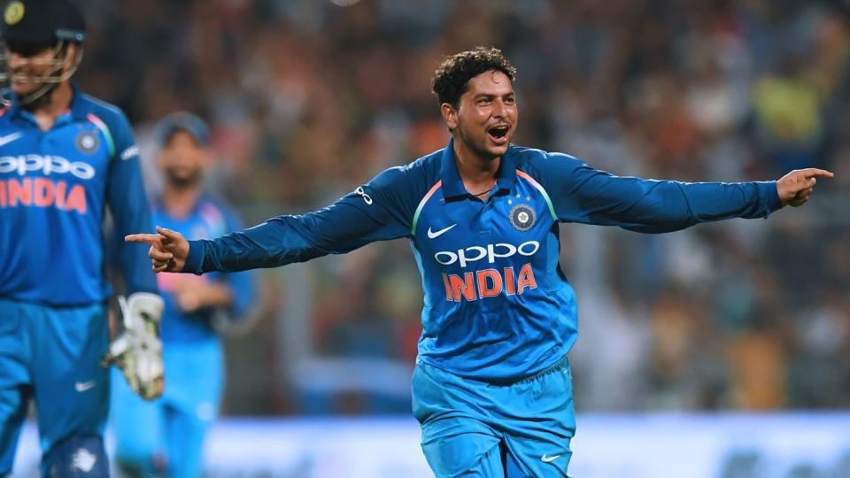 India vs Australia,Kuldeep Yadav,Shane Warne