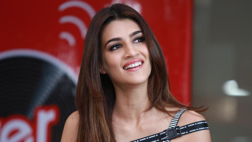Actor Kriti Sanon worked with Sushant Singh Rajput in this year's film Raabta, which tanked at the box office.