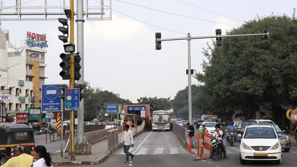 The civic body has already completed 17-km of the BRTS network on Hadapsar-Swargate-Katraj road.