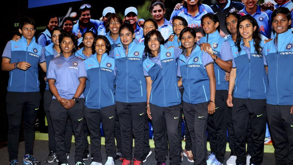 Board of Control for Cricket in India,Future Tours Programme,Indian women's cricket team