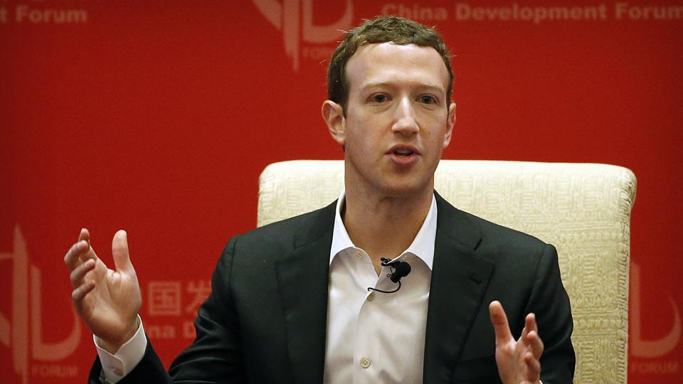 Mark Zuckerberg asked for forgiveness for ways his work was used to divide people.