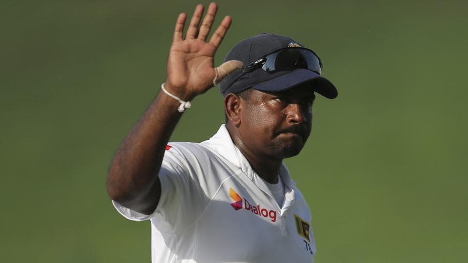 Rangana Herath became the second Sri Lankan bowler and first left-arm spinner to take 400 wickets in Tests after helping Sri Lanka to a dramatic 21-run win over Pakistan in Abu Dhabi.