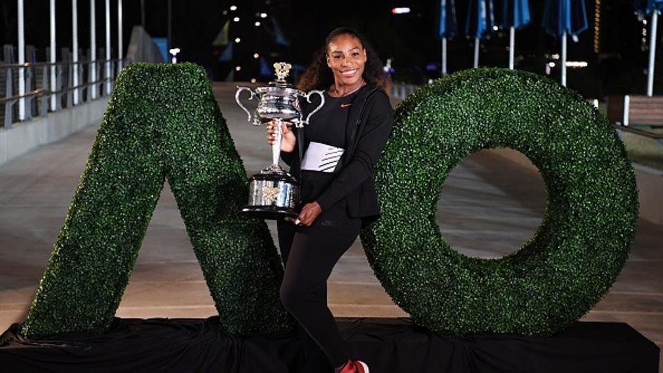 Serena Williams,Alexis Olympia Ohanian,Alexis Ohanian