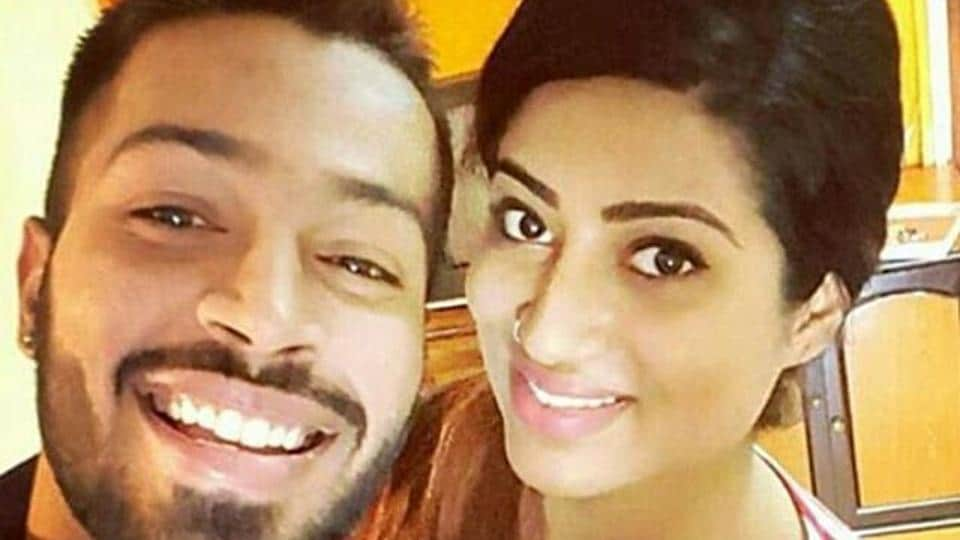 Hardik Pandya's revelation about this photo with his sister was liked by the Indian cricket team member's fans.