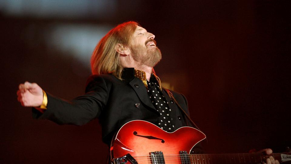 Veteran American country singer Tom Petty died of cardiac arrest on Monday in Los Angeles.
