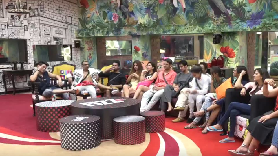 Bigg Boss 11 announces open nominations.