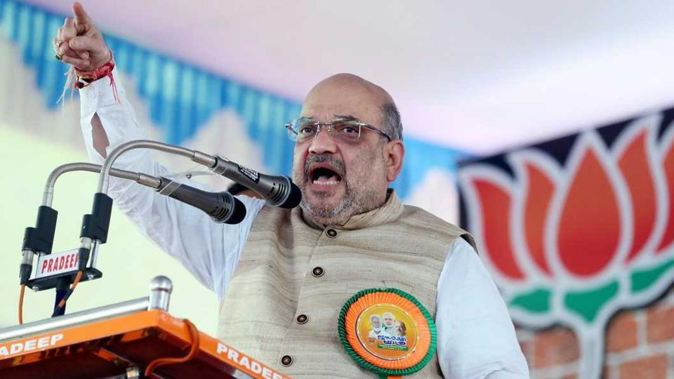 BJP president Amit Shah will camp in Kannur district, north Kerala, for three days, and cover at least 16 km a day during the 'padyatra'. He will also address a meeting in chief minister Pinarayi Vijayan's village Pinarayi on October 5.