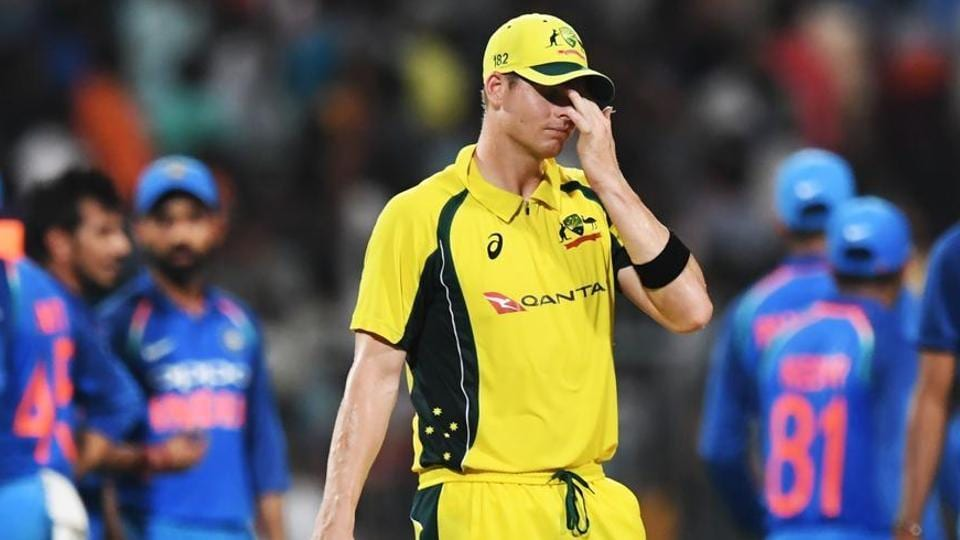 The Australian cricket team has lost six consecutive T20s against India since 2012.