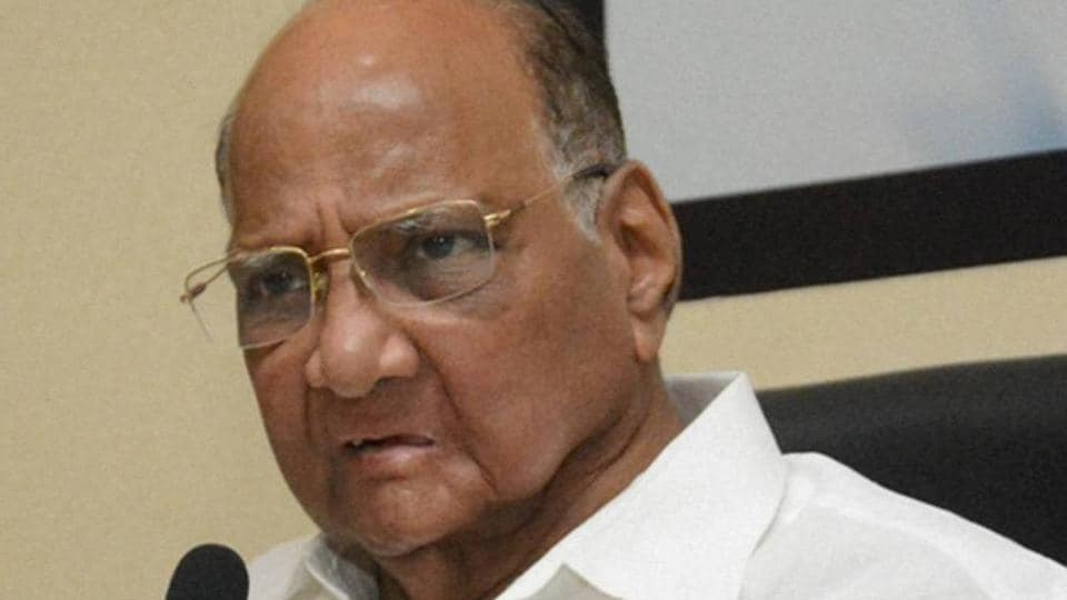 Pawar is likely to speak on Rane's new political outfit — Maharashtra Swabhiman Paksha.
