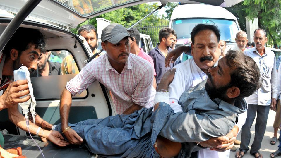 Pakistan firing,Poonch,Minors killed in Poonch