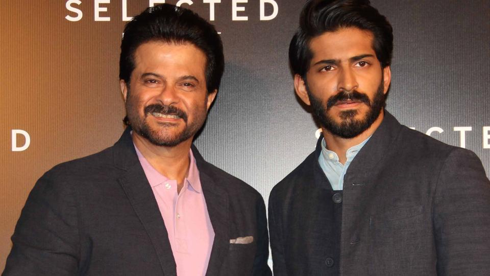 Actors Anil Kapoor and Harshvardhan Kapoor will portray on-screen father-son in Abhinav Bindra's biopic.