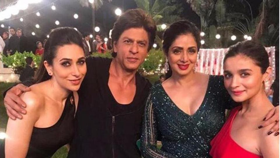 Karisma Kapoor, Sridevi Alia Bhatt, Kajol and Rani Mukerji reportedly didn't charge any fee for their appearance in Shah Rukh Khan's film.
