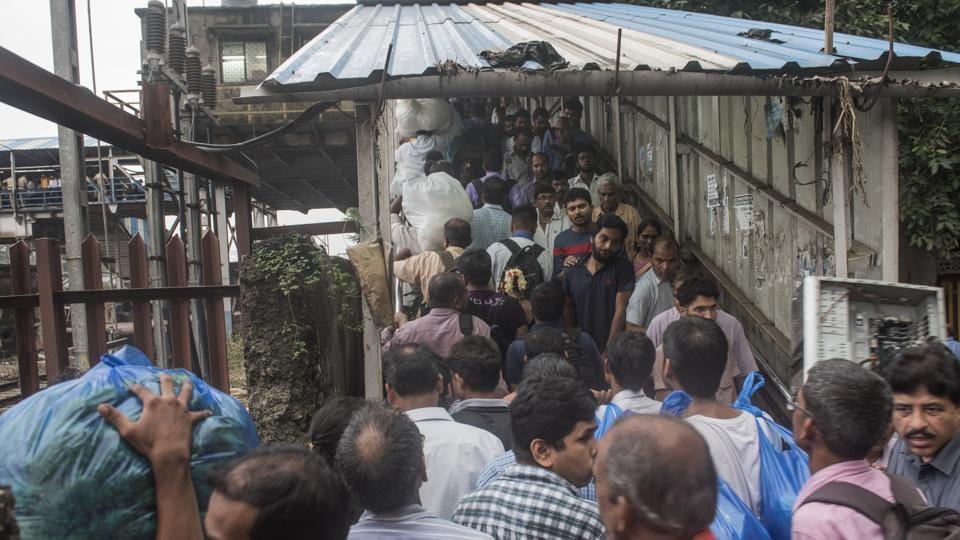 Mumbai stampede,Elphinstone Road stampede,Shivaji memorial