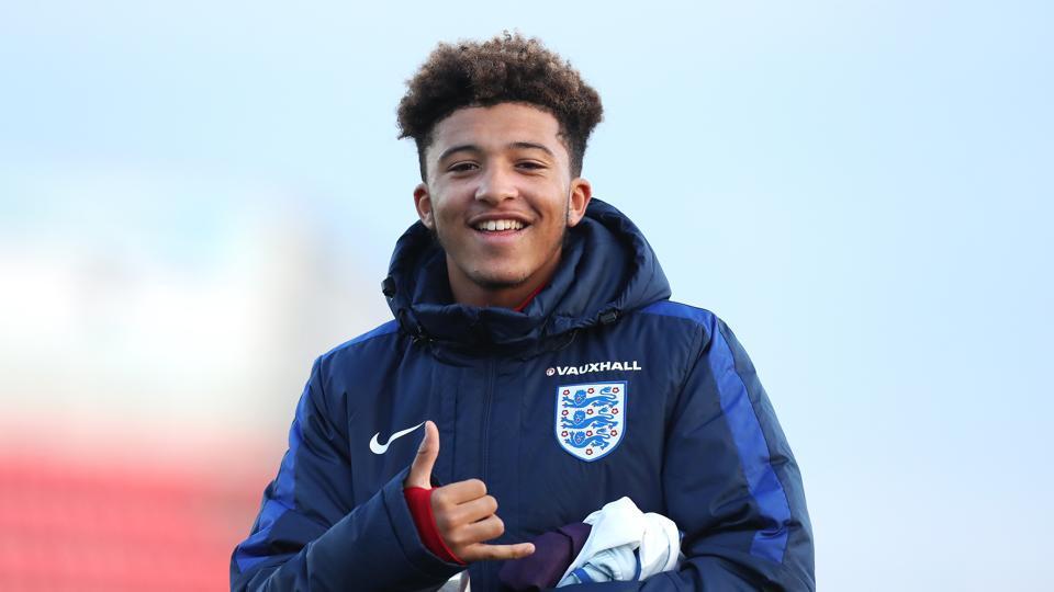 FIFA U-17 World Cup,Jadon Sancho,England football team
