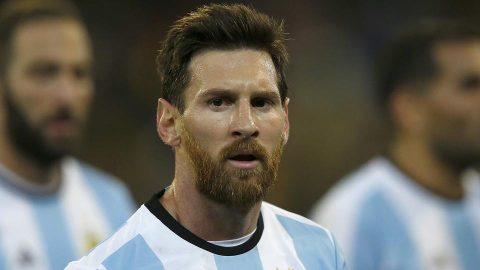 Lionel Messi's Argentina national football team, currently sixth in the South American qualifying group for the 2018 FIFA World Cup, has two matches left and must finish fifth to get a berth to play playoffs against New Zealand to seal qualification.