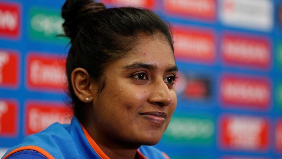 Mithali Raj,ICC Women's ODI rankings,India Women's National Cricket Team